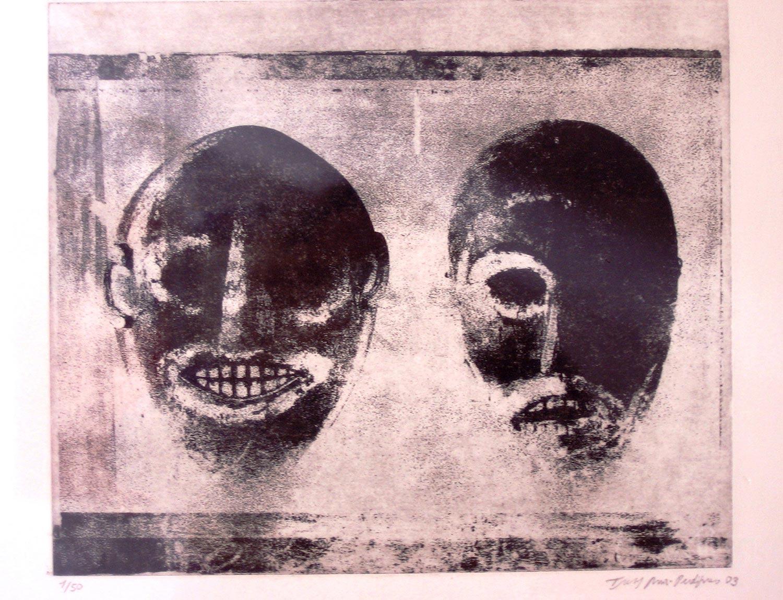 <b>Máscaras 1</b><br> (2003)